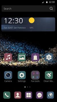 Theme for Huawei P8 poster