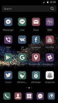 Theme for Huawei P8 apk screenshot