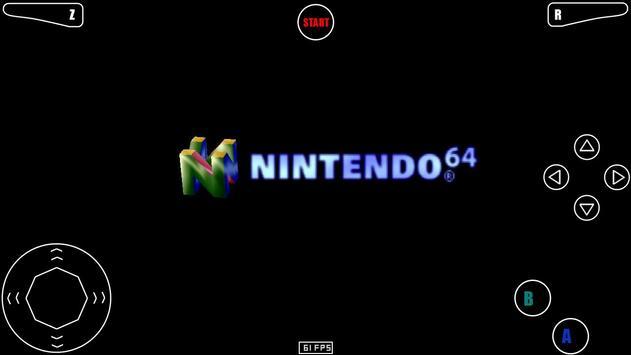 M64 emulator screenshot 3
