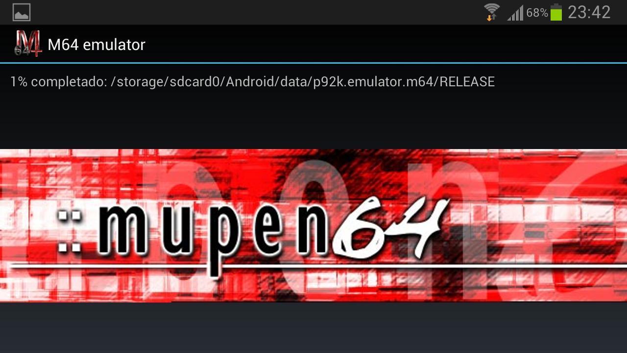 M64 Emulator para Android - APK Baixar