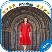 Anarkali Photo Suit Editor icon