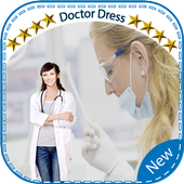 Doctor Dress Photo Suit Editor icon