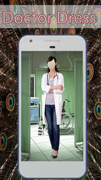 Doctor Dress Photo Suit Editor screenshot 4