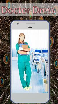 Doctor Dress Photo Suit Editor screenshot 2