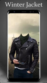 Winter Jacket Photo Suit Editor screenshot 1