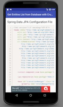 Learn Spring Data JPA with Real Apps screenshot 4