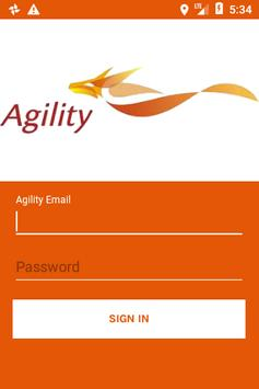 Agility Events poster