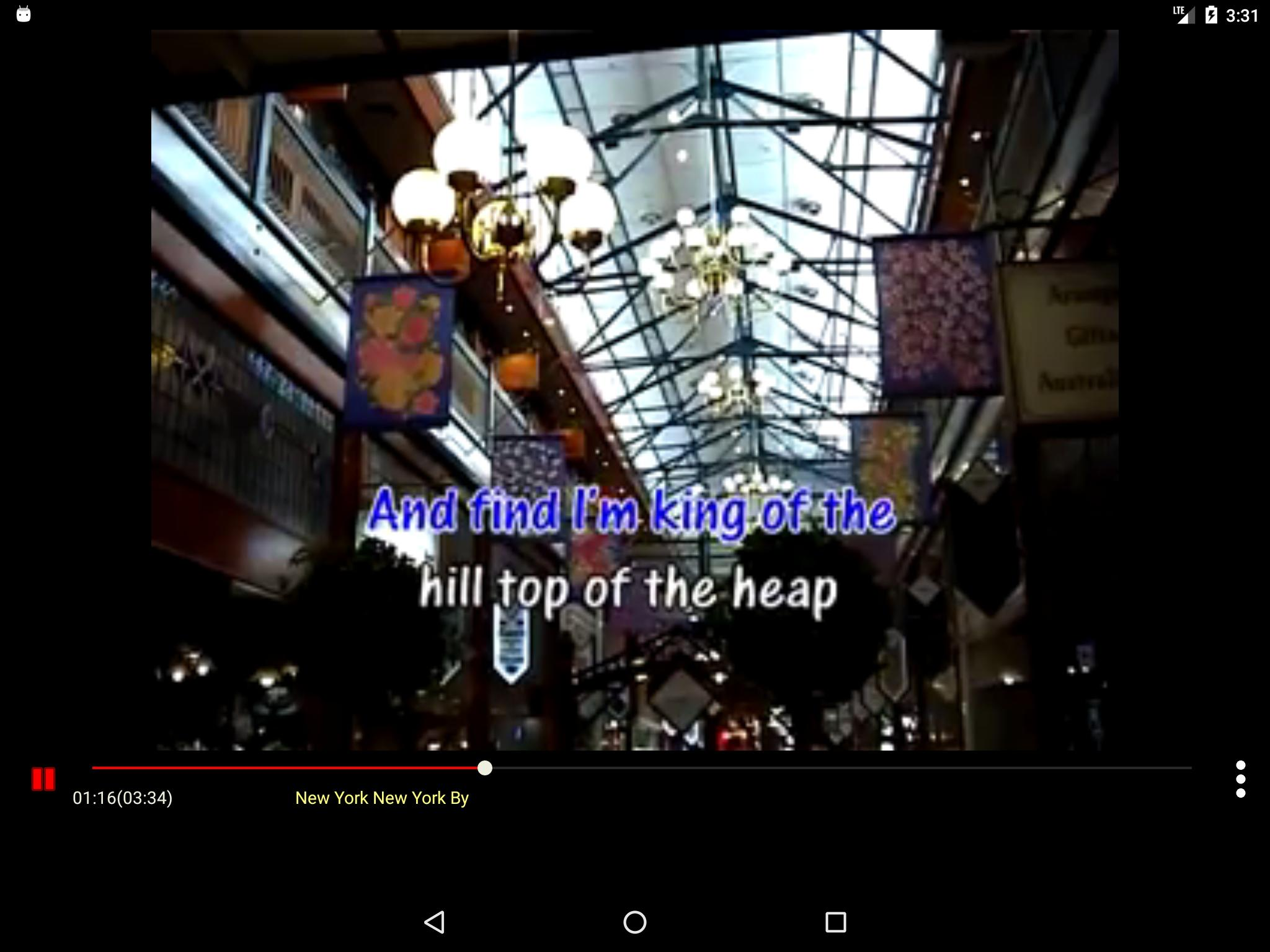 KARATUBE - best karaoke from Youtube for Android - APK Download