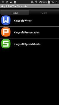 Top King Soft Office Shortcuts screenshot 4