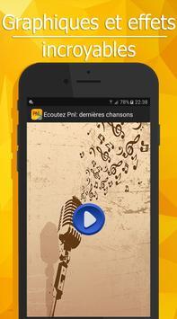 Ecoutez PNL: 2017 dernières chansons apk screenshot