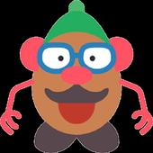 Mr Potato Messenger icon