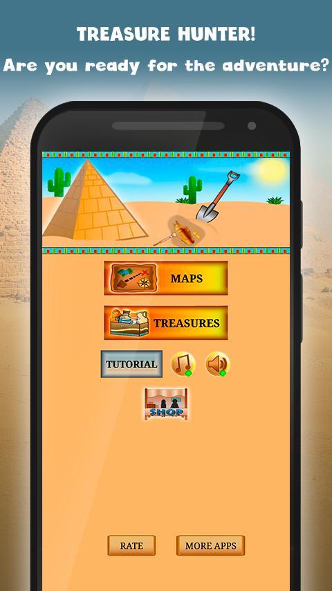 Tersembunyi Pemburu Harta Karu Gali Permainan For Android Apk Download