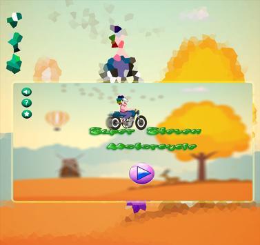 Super Steven Motorcycle apk screenshot