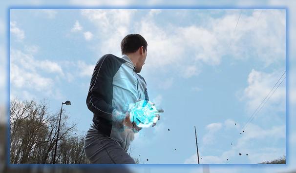 Super Powers Photo Editor - Movie Photo fx Effects screenshot 2
