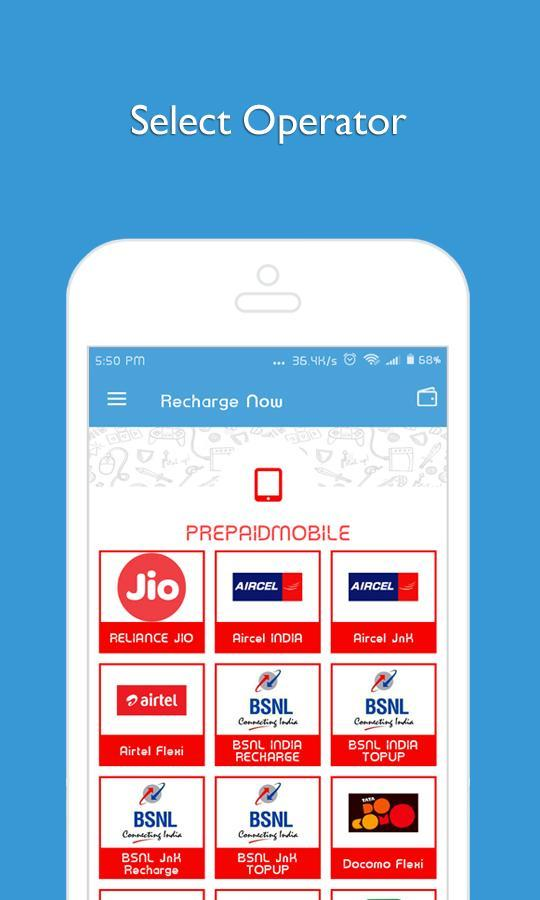 Recharge Tower - Online Recharge App for Android - APK Download
