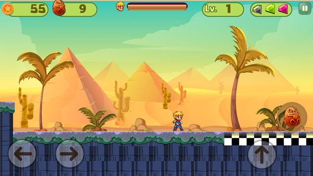 Power Zak screenshot 4