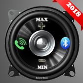Bluethoot Speaker Volume Booster Bass icon