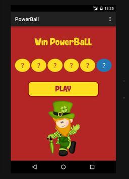 Win PowerBall screenshot 2