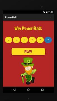 Win PowerBall screenshot 3