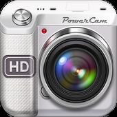 Wondershare PowerCam HD icon