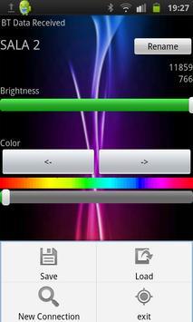 POWERino - Led Controller apk screenshot