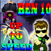 New Ben 10 Up To Speed Free Game Guidare icon