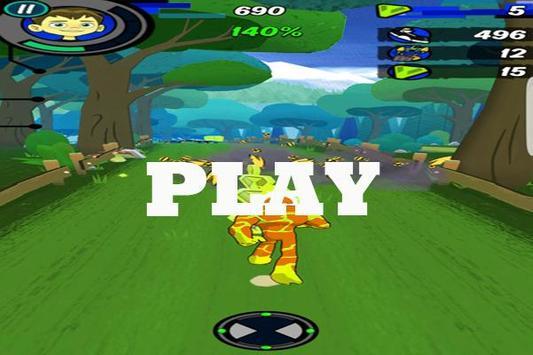 New Ben 10 Up To Speed Free Game Guidare apk screenshot