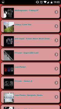 Love Poems screenshot 2