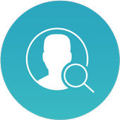 Enlarge - Big Profile Picture Saver icon