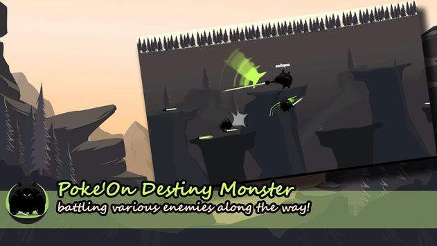 Poke'On Destiny Monster apk screenshot