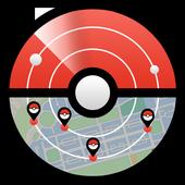Poke Radar icon