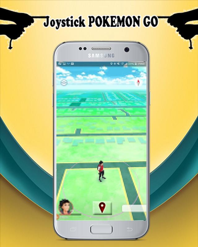 pokemon go joystick mod apk download for android