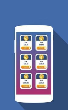 Free Pokecoins : Rewards screenshot 1