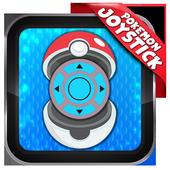Joystick Go Stick For Pokem Go - PRANK icon