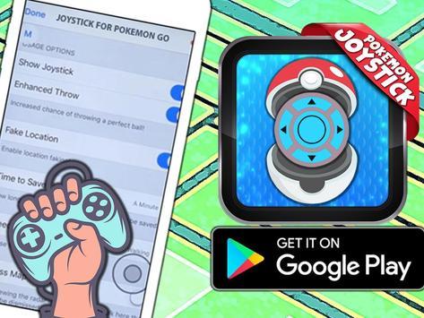 Joystick Go Stick For Pokem Go - PRANK poster