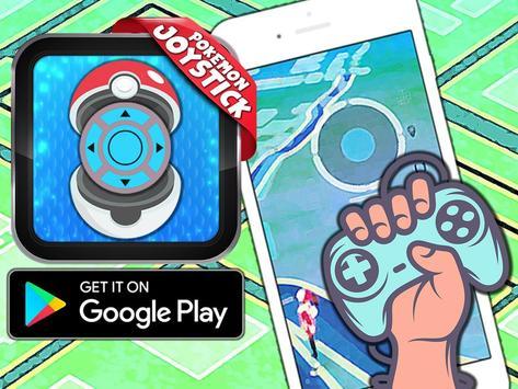 Joystick Go Stick For Pokem Go - PRANK apk screenshot