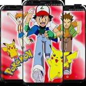 Pokemone wallpaper pikatshu HD+ icon