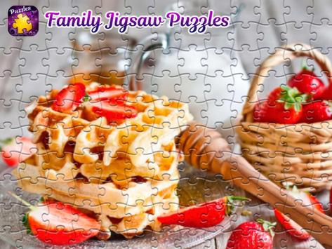 Family Jigsaw Puzzles screenshot 1