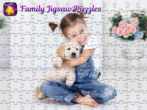 Family Jigsaw Puzzles screenshot 2