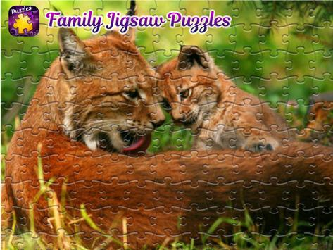 Family Jigsaw Puzzles screenshot 3