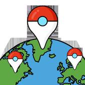 Finder for Pokemon Go icon