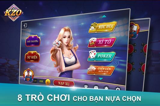 Game vui-choi bai doi thuongKZ poster