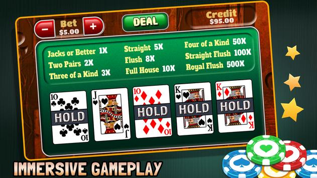 Video Poker screenshot 10