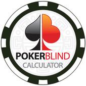 Poker Blinds Dealer Pro Free icon