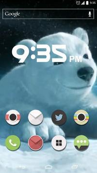 Polar bear adventure Live poster