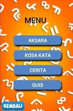 Belajar Bahasa Bugis screenshot 1