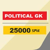 political gk in hindi icon