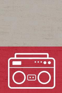 Radio poland online FM poster