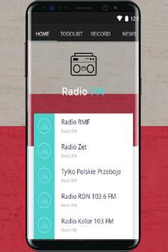 Radio poland online FM screenshot 1