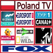 Poland TV icon